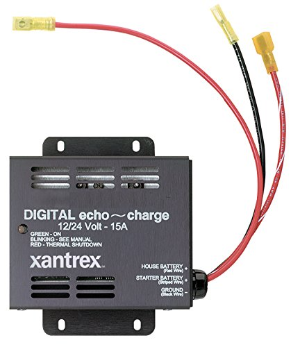 Xantrex 82-0123-01 Echo Charge for 12 and 24V Systems 「汎用品」(海外取寄せ品)
