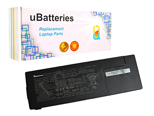 UBatteries Laptop Batteries ソニー VAIO SVS15116GA SVS15115FBB SVS15115FDB SVS15115FLB SVS15115FXB SVS15116FXB SVS15116FXS - 4400mAh, 6 Cell 「汎用品」(海外取寄せ品)