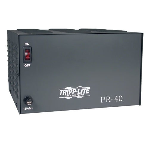 <title>Tripp ライト PR40 DC Power サプライ 40A 120V AC SEAL限定商品 Input to 13.8 Output TAA GSA 汎用品 海外取寄せ品</title>