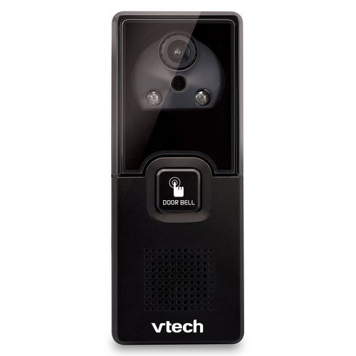 Vtech IS741 アクセサリー Audio/ビデオ Doorbell Camera, For Use with IS7121-Series System 「汎用品」(海外取寄せ品)