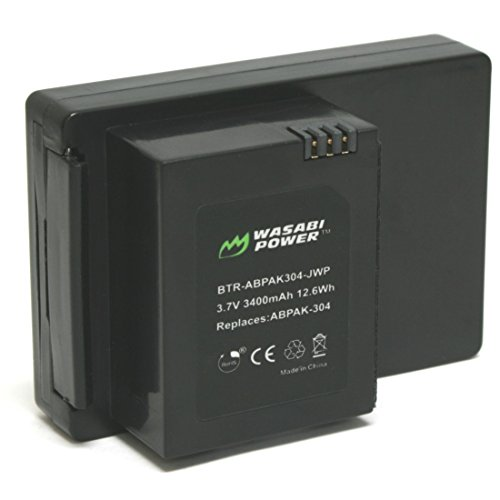 Wasabi Power Extended バッテリー for GoPro HERO3, HERO3+ 「汎用品」(海外取寄せ品)