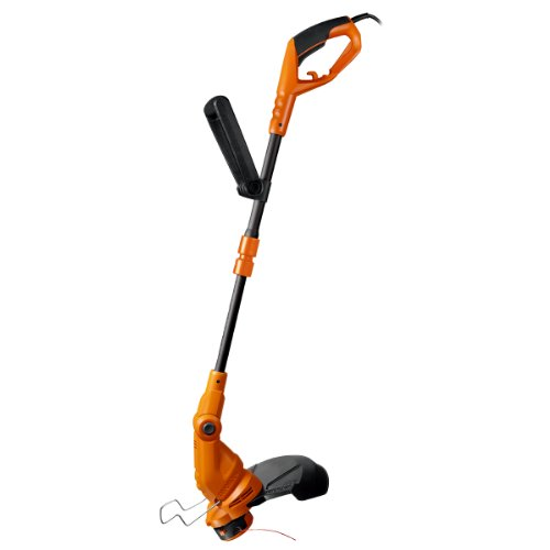 WORX WG119 Electric Grass Trimmer with Tilting Shaft, 15-インチ 「汎用品」(海外取寄せ品)