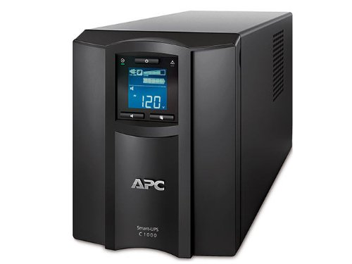 APC SMC1000 スマート-UPS 1000VA 120-Volt LCD UPS RJ-45 Serial 100 BTU/Hr System with Uninterrupted Power サプライ 「汎用品」(海外取寄せ品)