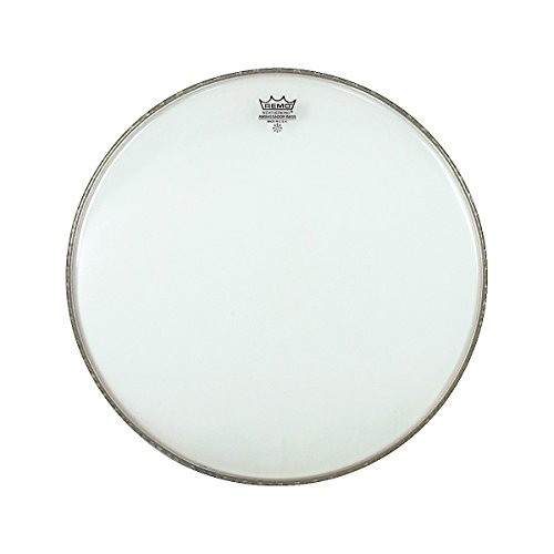 Remo アンバサダー Clear Bass Drumhead, 24