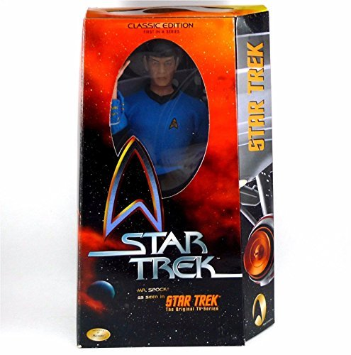 Mr. Spock as seen in スタートレック Star Trek The オリジナル TV Series - 12
