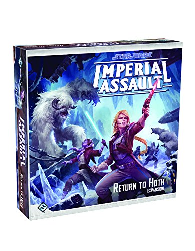 スターウォーズ Star wars Imperial Assault Return to Hoth Board ゲーム (海外取寄せ品)