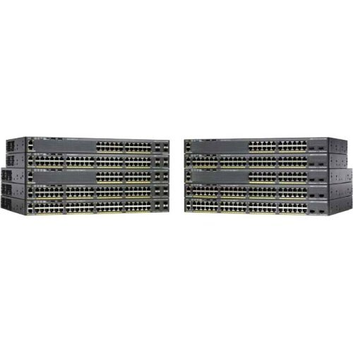 Cisco Catalyst 2960Xr. 24Ts. I Ethernet Switch . 24 Ports . Manageable . 24 X Rj. 45 . 4 X エクスパンション スロット . 10/100/1000Base. T . Poe Ports . Rack. Mountable