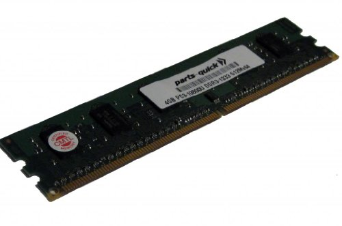 PARTS-QUICK Brand 2GB Memory Upgrade for EliteGroup ECS A880LM-M2 Motherboard DDR3 PC3-12800 1600 MHz Non-ECC DIMM RAM