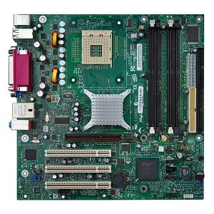 Intel D865GLCLK Intel 865G Socket 478 micro-ATX Motherboard w/Video, Audio & Gigabit LAN (海外取寄せ品)