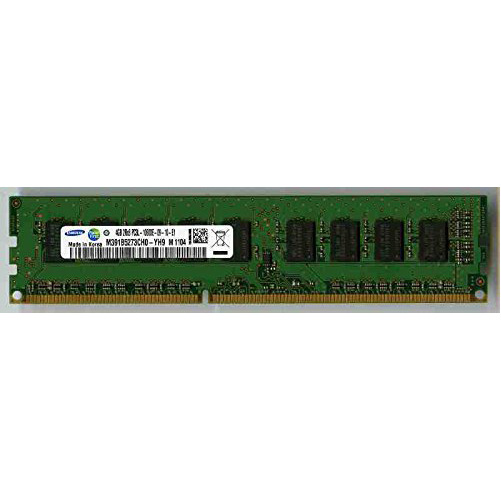 Samsung Memory M393B5273DH0-YH9 4GB DDR3 1333 ECC Registered DRx8  PC3L-10600R