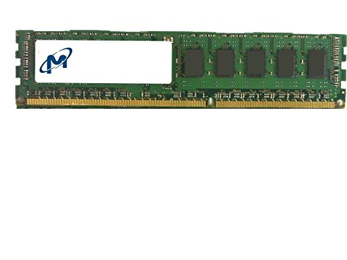 MICRON MT36JSF1G72PZ-1G6M1HF 8GB SERVER DIMM DDR3 PC12800(1600) REG ECC 1.5v 2RX4 240P 1024MX72 512m (海外取寄せ品)