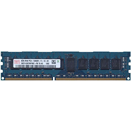 8GB リプレイスメント メモリ memory モジュール for PowerEdge, プレシジョン Workstation - 2RX8 RDIMM 1600MHz A7990613, SNPPKCG9C/8G Equivalent By Gigaram (海外取寄せ品)