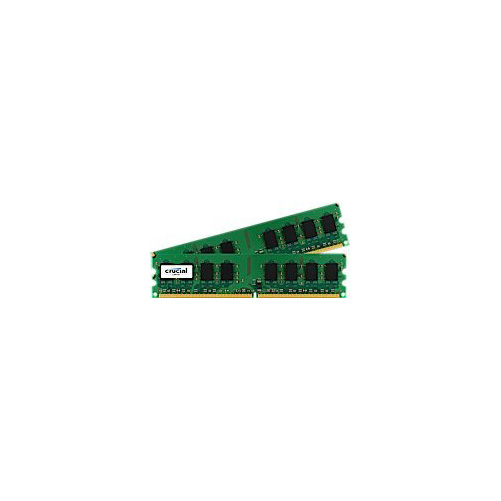 4GB キット (2GBx2) Upgrade for a デル OptiPlex 740 Series (Desktop and ミニ-Tower) System (DDR2 PC2-6400, NON-ECC, ) (海外取寄せ品)