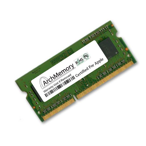 Certified for Apple メモリ memory モジュール 8GB DDR3-1600 PC3-12800 204pin - 1x8GB SO-DIMM for MacBook プロ 13 インチ 2.5GHz and 2.9Ghz Intel Core i5 & i7 MD101LL/A & MD102LL/A (海外取寄せ品)
