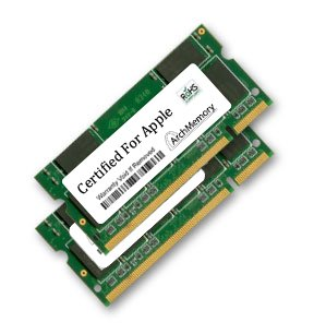 CERTIFIED FOR APPLE 4GB キット (2 x 2GB) RAM メモリ memory for MacBook プロ アーリー 2008 Models MB133LL/A MB134LL/A DDR2-667 PC2-5400 200p SODIMM Upgrade by Arch メモリ memory (海外取寄せ品)