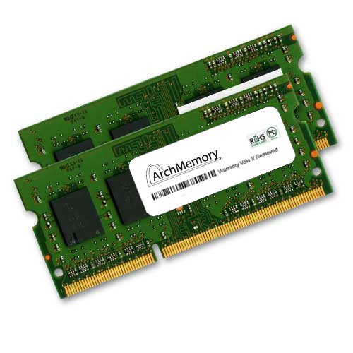 8GB キット (2 x 4 GB) RAM メモリ memory Upgrade Certified for Apple MacBook プロ 13-インチ Core i5 2.4GHz Late 2011 (MD313LL/A) DDR3 Model Rank 1 メモリ memory (海外取寄せ品)