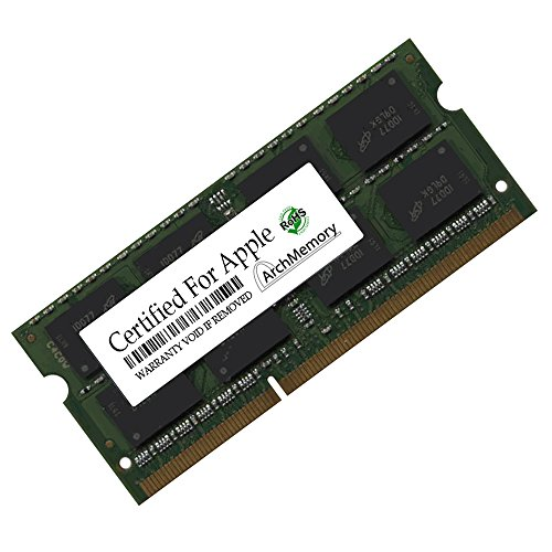 Apple Certified 8GB DDR3L-1867 PC3L-15000 204-ピン Sodimm for Apple iMac 27-インチ Retina 5K Late 2015 by Arch メモリ memory (海外取寄せ品)