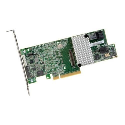 LSI Logic LSI00417 MegaRAID 8-Port SAS 9361-8i SGL PCIE3.0 x8 Card, RAID Supported (LSI LogicLSI00417 ) (海外取寄せ品)