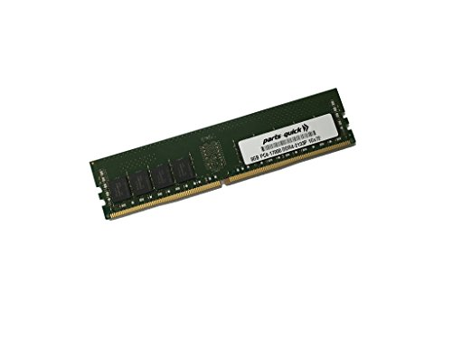 16GB Memory for Gigabyte GA-B150M-DS3P Motherboard DDR4 2400MHz Non-ECC UDIMM Memory PARTS-QUICK BRAND