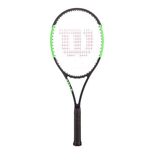 Wilson 2017 Blade 98S Countervail テニス Racquet-4 1/4 (海外取寄せ品)