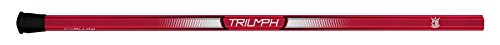 Brine Triumph Power Attack Shaft - レッド (海外取寄せ品)