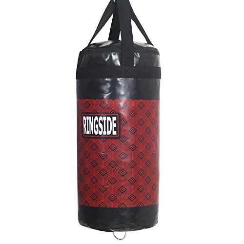 Ringside 40 スモール Unfilled Punching Bag, レッド, 14x30