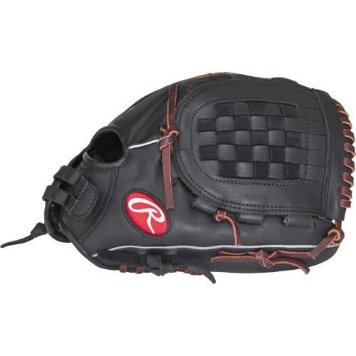 Rawlings Sporting グッド Gamer Softball Series Finger Shift バスケット ウェブ, 12.5