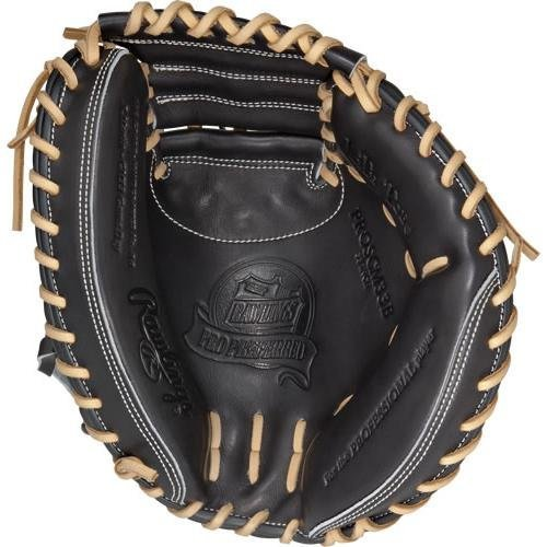 Rawlings PROSCM33B プロ Preferred 33 インチ R. Martin ゲーム Day Model Catchers Mitt RIGHT ハンド スルー (海外取寄せ品)