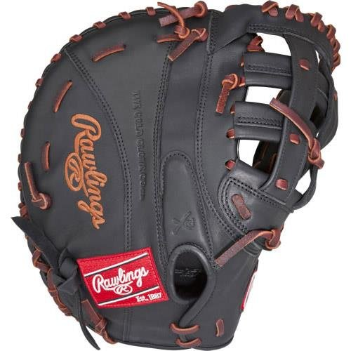 Rawlings Gamer 12.5In 1St Base Softball Mitt Rh (海外取寄せ品)