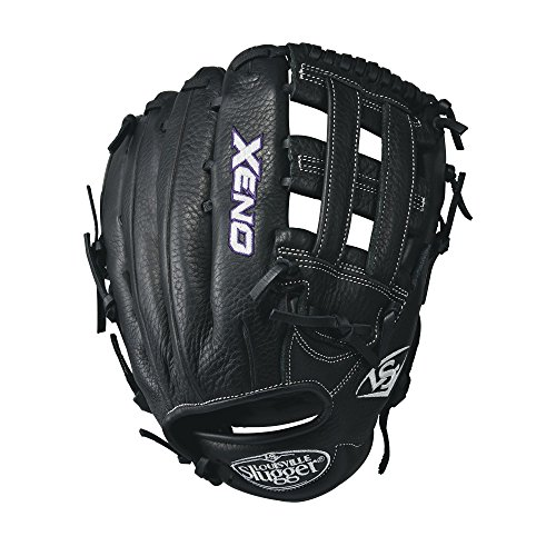 Louisville Slugger Xeno Softball グローブ, Left ハンド, 12.5