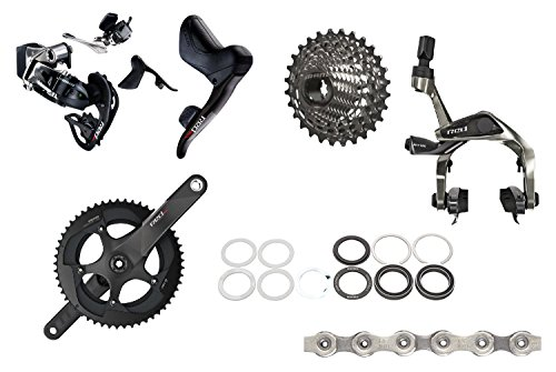 SRAM レッド Etap BB30 170mm Groupset 53-39T Crankset (海外取寄せ品)