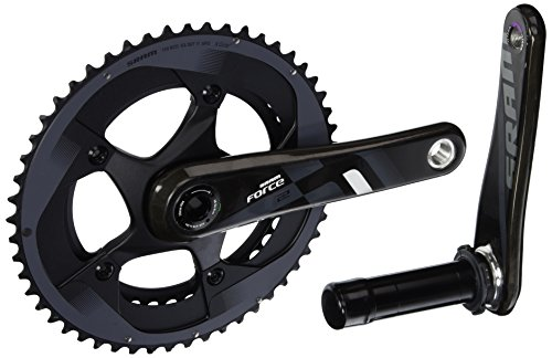 SRAM Force22 GXP Crankset, 175mm/53-39T (海外取寄せ品)
