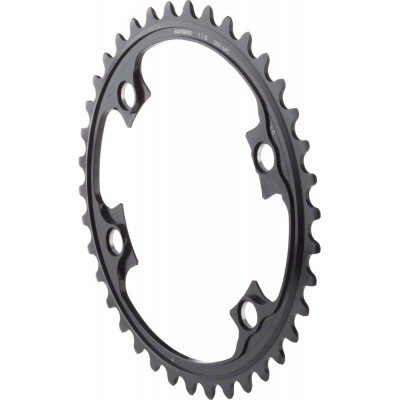 Shimano Shimano Dura-Ace 9000 Chainring シルバー, 52t for 52/36 (海外取寄せ品)