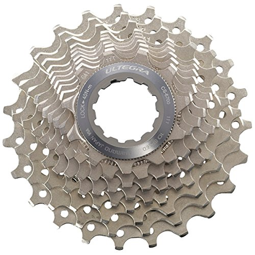 Shimano CS-6700 Ultegra Bicycle Cassette (10-Speed, 11/28T) (海外取寄せ品)