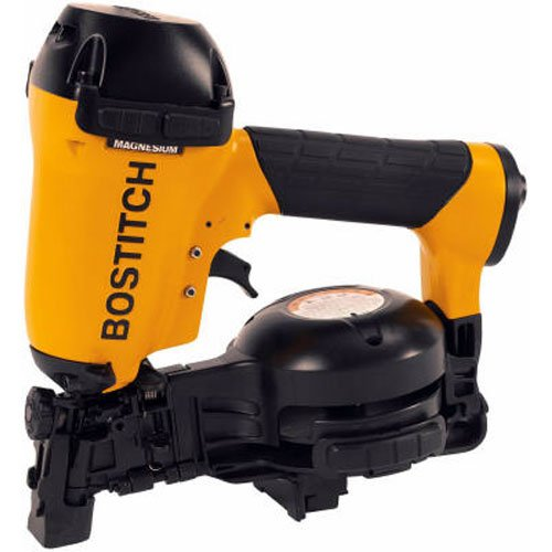 BOSTITCH RN46-1 3/4-インチ to 1-3/4-インチ Coil Roofing Nailer (海外取寄せ品)