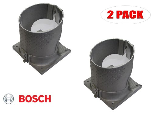 Bosch PR20EVS Router リプレイスメント Base # 2609110307 (2 PACK) (海外取寄せ品)