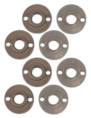 Bosch (4 Pack) リプレイスメント Backing Flange and Locknut # 2610906323-4pk (海外取寄せ品)
