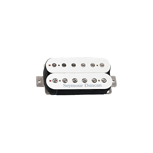Seymour Duncan SH-6b Duncan Distortion Humbucker Pickup - ブラック (海外取寄せ品)