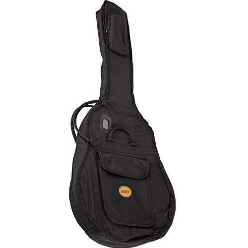 Gretsch G2163 Dreadnought Acoustic Gig Bag, ブラック (海外取寄せ品)