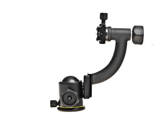 Induro GHBA Gimbal Head (Black) (海外取寄せ品)