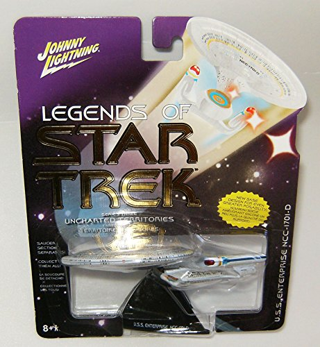 【国内在庫】 レジェンド of スタートレック Star Enterprise スタートレック Trek USS of Enterprise NCC-1701-D Series 3 Uncharted Territories (海外取寄せ品), フナオチョウ:3f74ea9f --- clftranspo.dominiotemporario.com