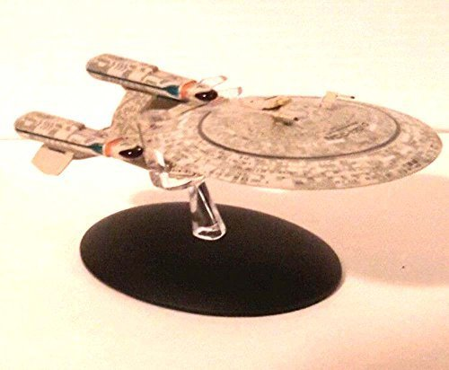 SPECIAL スタートレック Star Trek Future Enterprise-D Die キャスト シップ from Eaglemoss by Eaglemoss (海外取寄せ品)