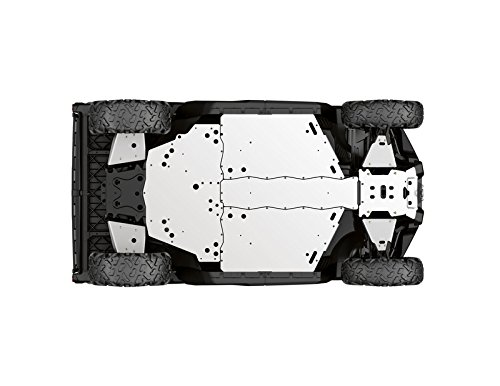 CAN AM DEFENDER INDIVIDUAL ALUMINUM REAR A アーム プロテクター OEM #715002445 (海外取寄せ品)