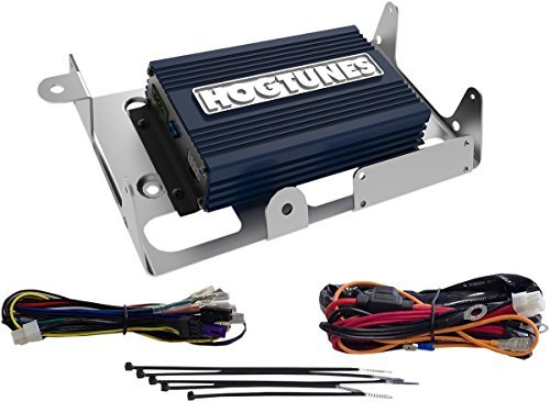 Hogtunes REV Series 200 ワット 2 Channel Amp キット for 2014 & Newer ハーレーダビッドソン Harley-Davidson ツーリング models - REV 200-RM (海外取寄せ品)