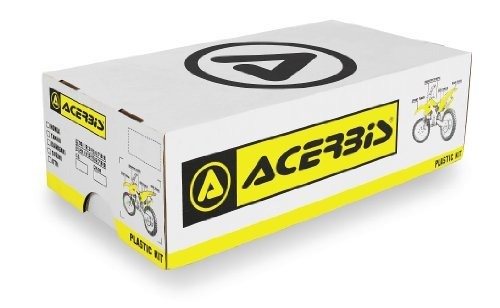 Acerbis Full Plastic キット Blk Kaw Kx250F '09-10 (海外取寄せ品)