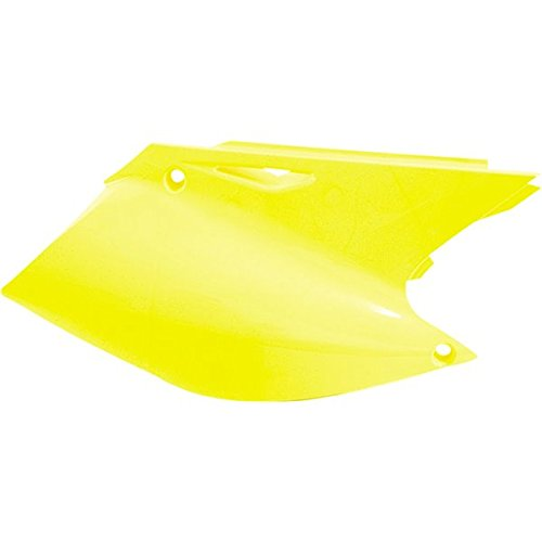 Acerbis Side Panels イエロー for スズキ Suzuki RM125 RM250 01-02 (海外取寄せ品)