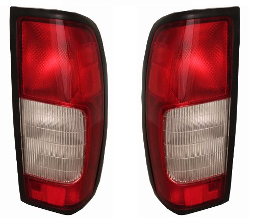 EAGLE アイ ペア セット RIGHT & LEFT REAR/バック TAIL ライト TAILLIGHTS TAIL ランプ (海外取寄せ品)