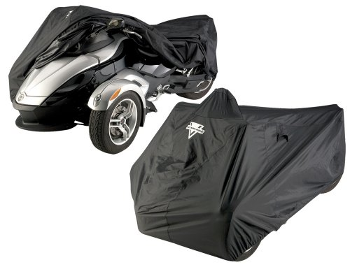 Nelson-Rigg CAS-360 ブラック Full カバー for Can-Am Spyder RS (海外取寄せ品)