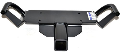 WARN 70919 マルチ-Mount Winch Carrier キット (海外取寄せ品)