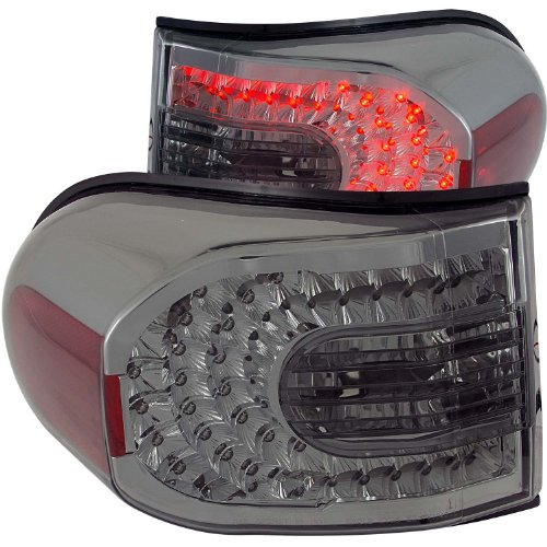 Anzo USA 311184 スモーク LED Tail Light for Toyota Fj クルーザー (海外取寄せ品)